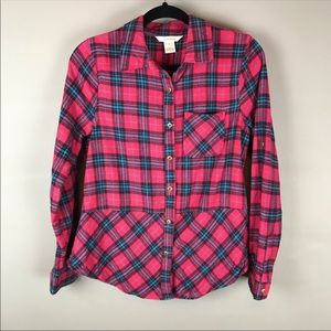 Sundance flannel shirt